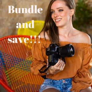 Bundle multiple items and save!!